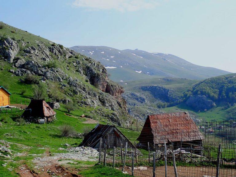 Bjelašnica peak