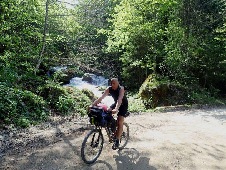 Route to Prokoško lake