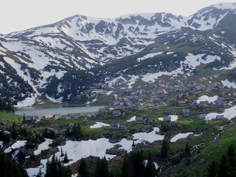 Prokoško lake (1 636 m)