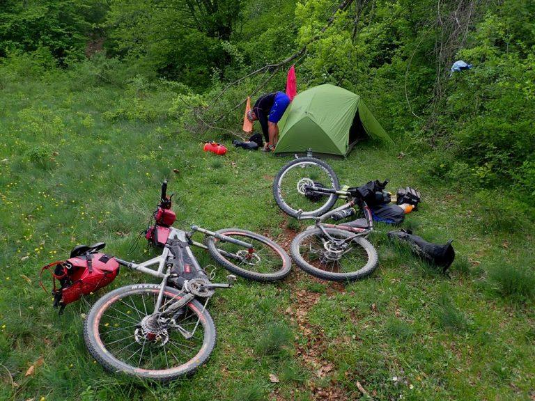 Orašac camp site