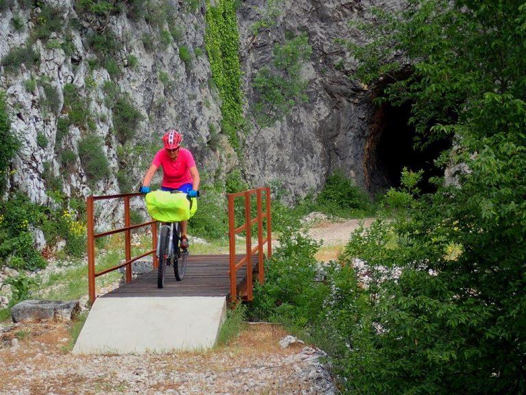 Čiro cycling route