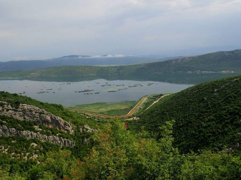 National park Hutovo Blato
