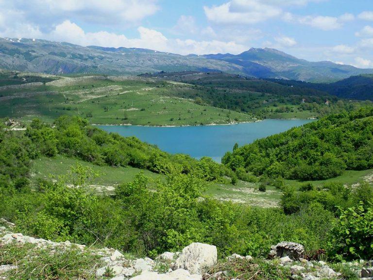 Klinje lake