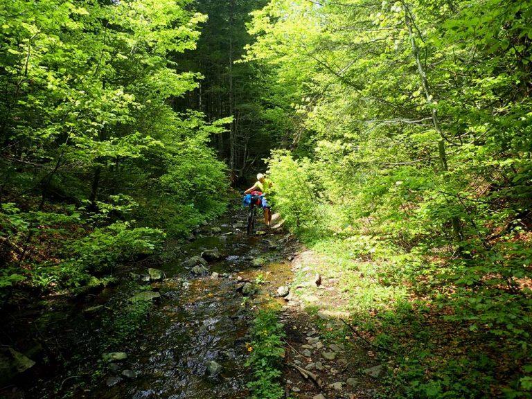 Route to Stari Katun