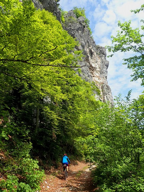 Route to Kalinovik