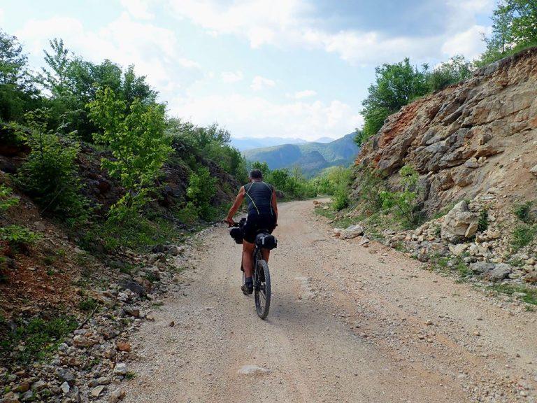 Panaromatic route from Kalinovik to Neretva valley