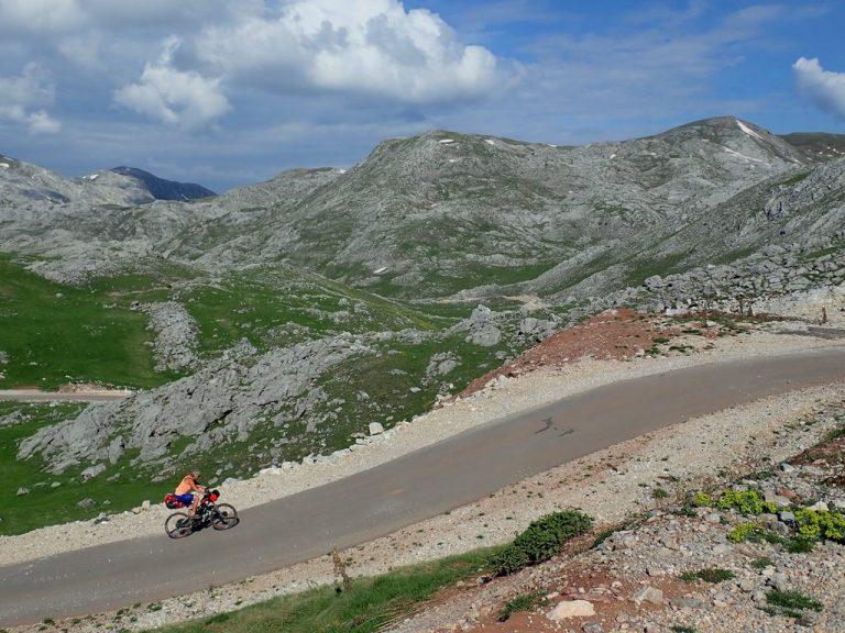 Treskavica mountain