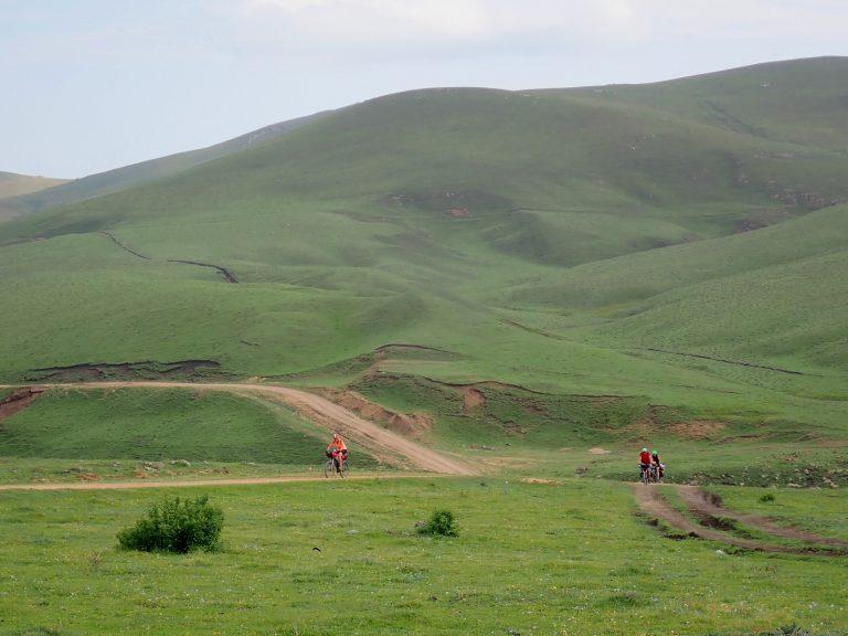 Lower Caucasus, Bedeni Range, no tourist traffic.