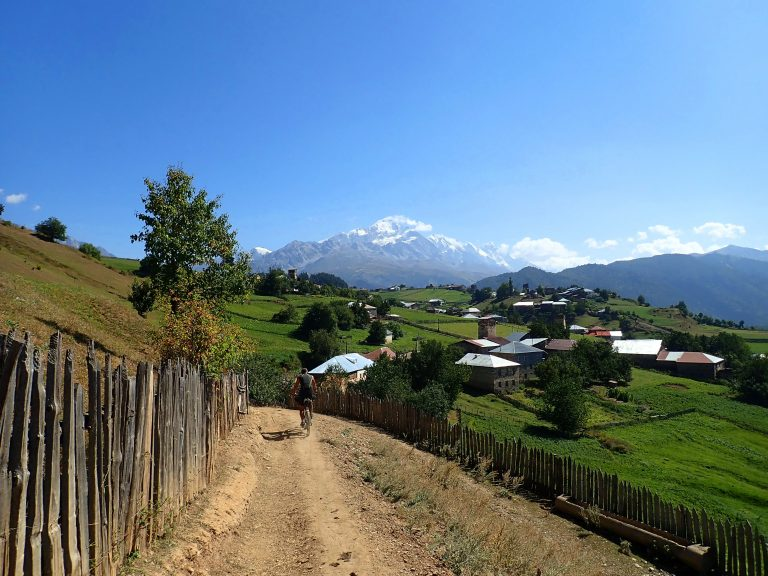 Tsvirmi village.