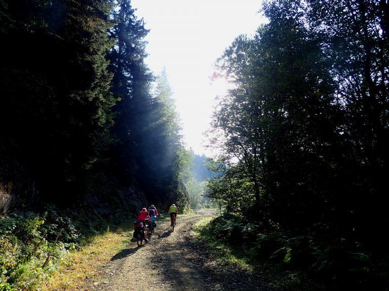 to Zekari Pass between the Sairme and Abastumani villages.