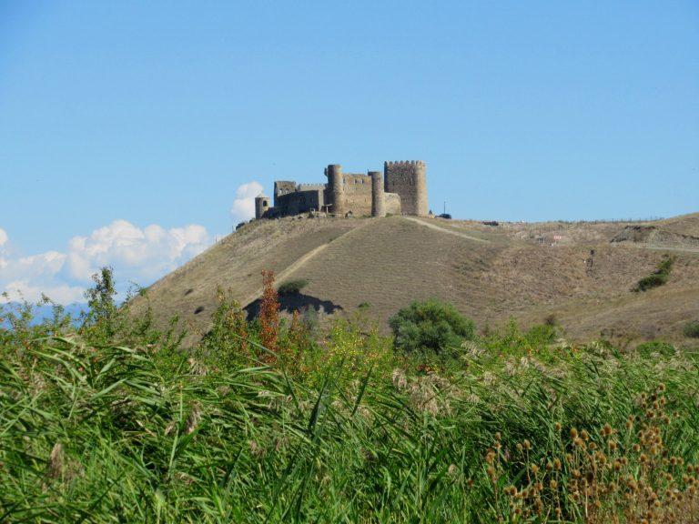 Samtsevrisi fortress.
