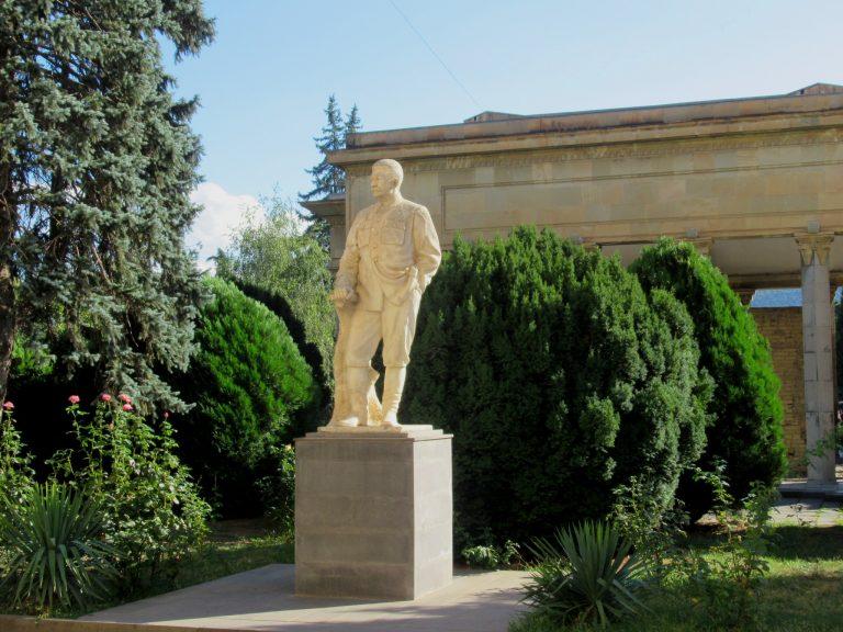 Gori - birthplace of Josif Vissarionovic Stalin.
