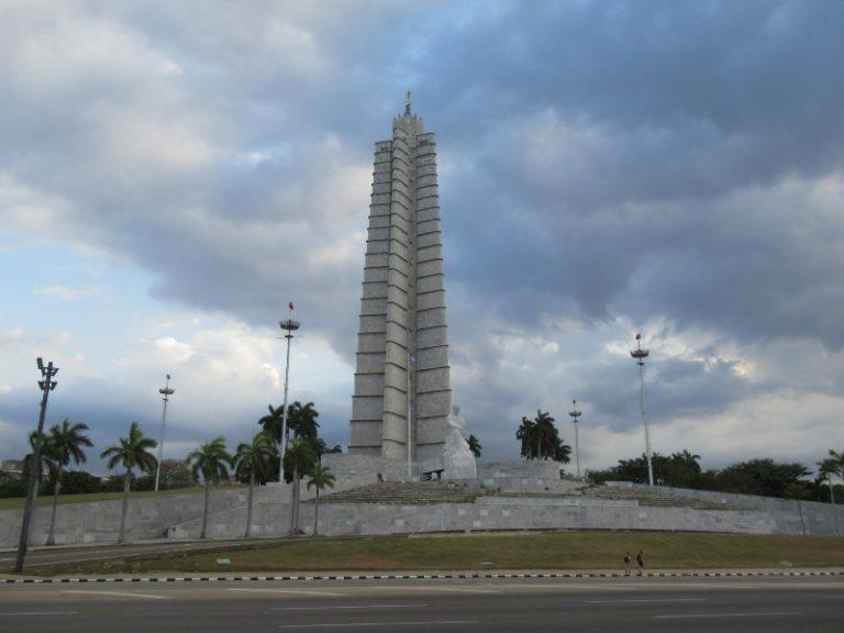 Havana, Plaza De La Revolucion.