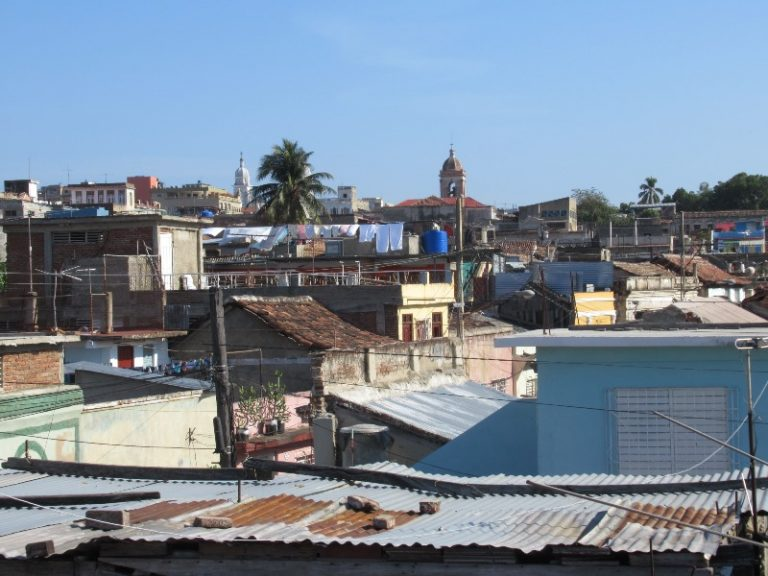 Santiago de Cuba was the center of all revolutions for Cuba's independence.
