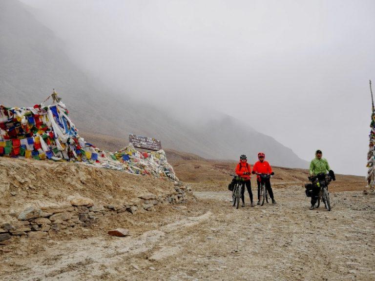 Pensi La top (4 470 m) the opposite door to Zanskar.