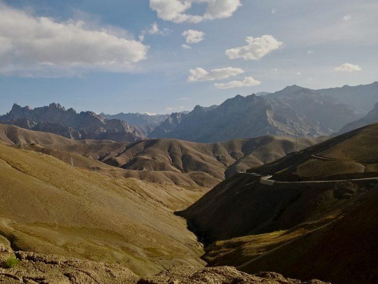 Landscape between Kargil and Leh.