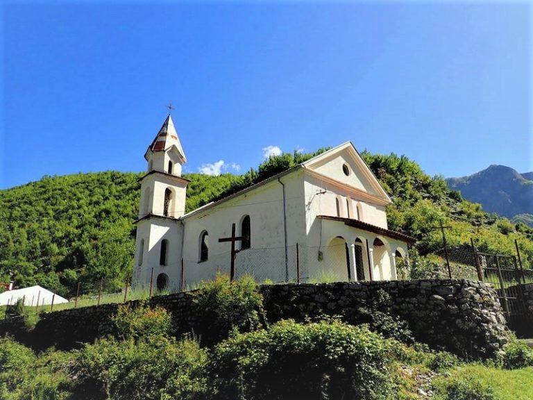 Church in Prekal.
